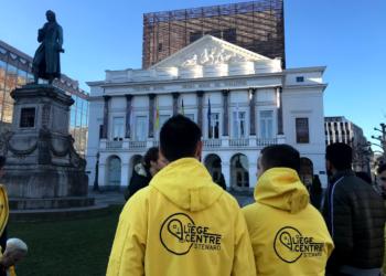 Opéra Royal de Wallonie Liège et stewards