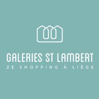 Logo Galeries St Lambert