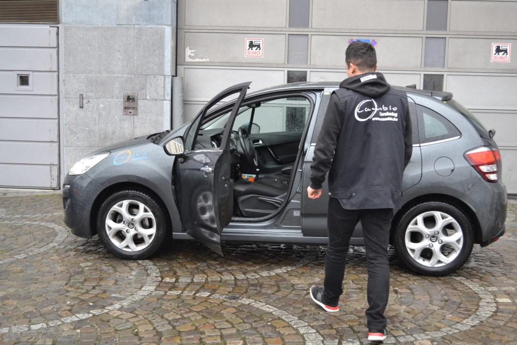 objectifs mobilité :voiture de location Cambio